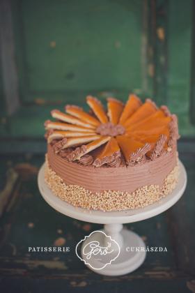 527. Nosztalgia torta