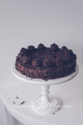 528. Trüffel torta