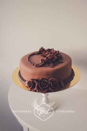 118. Marcipános torta
