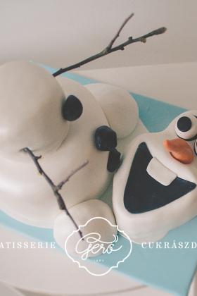 Olaf torta