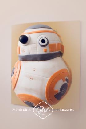 Robot torta