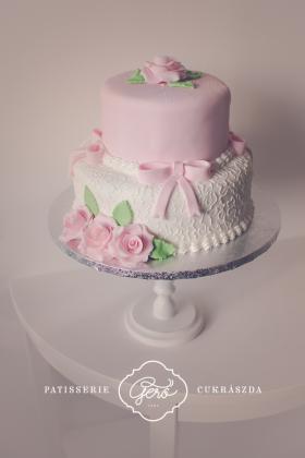 1. Alkalmi torta