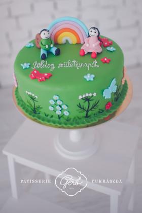 318. Gyerek torta