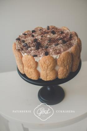 536. Tiramisu torta