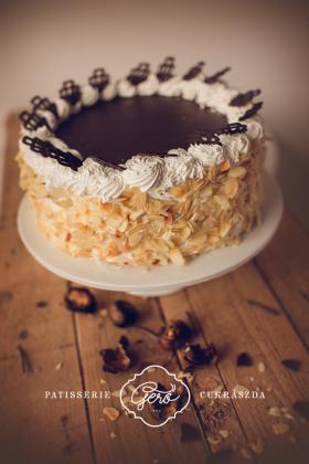 Búzalisztmentes Palugyai torta