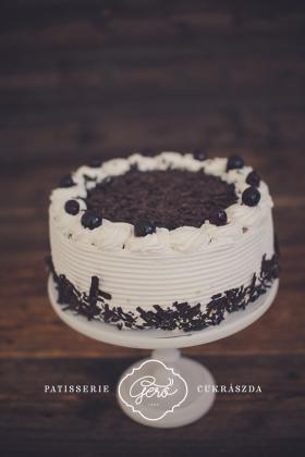 522. Fekete erdő torta