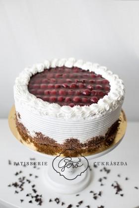 542. Bajor kocka torta